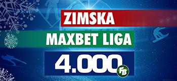ZIMSKA MAXBET LIGA