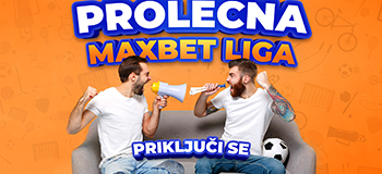 PROLEĆNA MAXBET LIGA