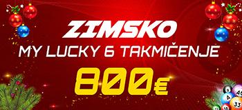 Zimsko My Lucky 6 takmičenje