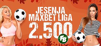 JESENJA MAXBET LIGA