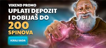 VIKEND PROMO 200 SPINOVA