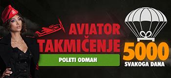 Aviator takmičenje
