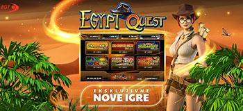 Egypt quest igre